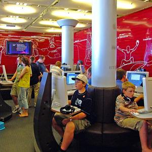 Интернет-кафе Аликово
