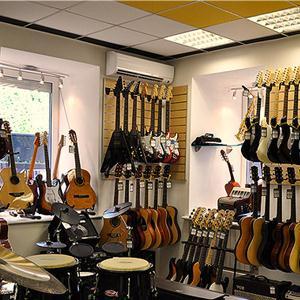 Музыкальные магазины Аликово