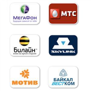 Операторы сотовой связи Аликово
