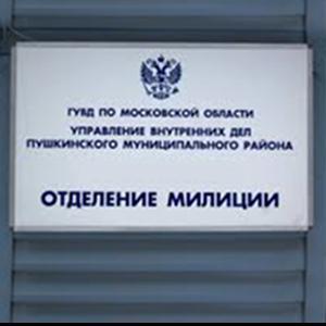 Отделения полиции Аликово