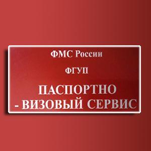 Паспортно-визовые службы Аликово
