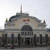 Железнодорожные вокзалы в Аликово