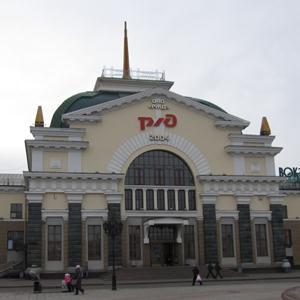 Железнодорожные вокзалы Аликово